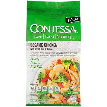 Contessa® Sesame Chicken with Brown Rice & Quinoa 21 oz. Bag