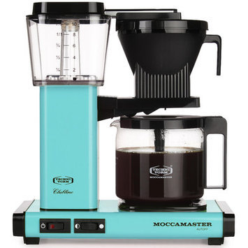 Technivorm Moccamaster KBG-741 AO Coffee Brewer - Turquoise
