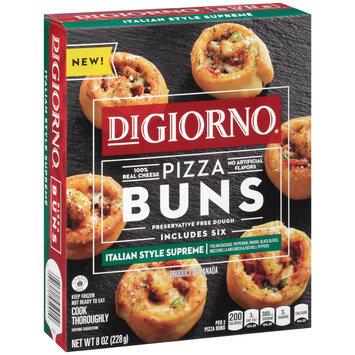 DIGIORNO Italian Style Supreme Pizza Buns 8 oz. Box