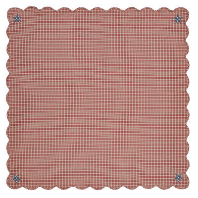 August Grove Adell Scalloped Table Cloth