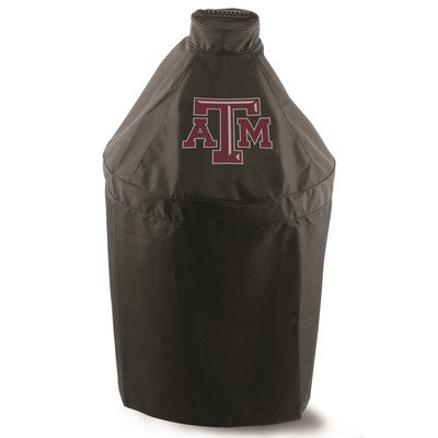 Holland Bar Stool Company Officially Licensed Kamado Style Grill Cover Team: Texas A and M