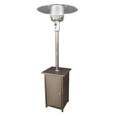 Us Stove HomComfort Propane Patio Heater