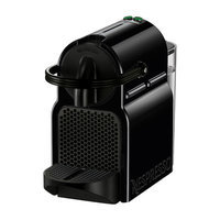 DeLonghi EN 80 Inissia black Nespresso Kapselmaschine