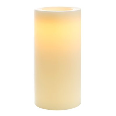 Red Barrel Studio Unscented Flameless Candle Size: 12