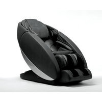 Human Touch Novo Zero Gravity Massage Chair Upholstery Color: Black
