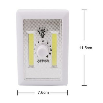 Imperial Home LED Dimmer Switch Night Light