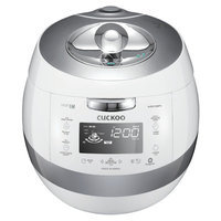 Cuckoo Electronics 10-Cup Stainless IH Pressure Cooker