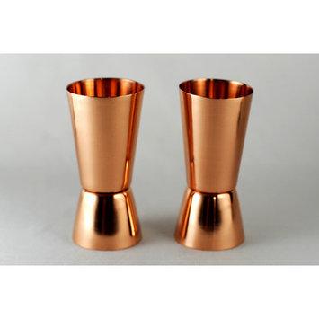 Alchemade set of 2 copper shot glasses