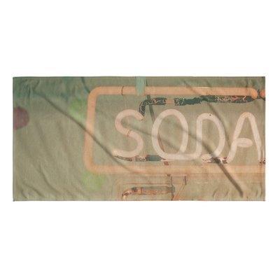 Kavka Soda Beach Towel