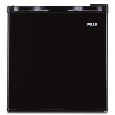 Della 1.1 Cu Ft. Upright Freezer Color: Black