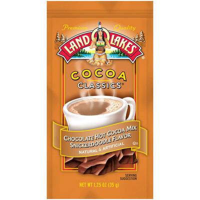 Land O Lakes Cocoa Classics Snickerdoodle Flavor Chocolate Hot Cocoa Mix