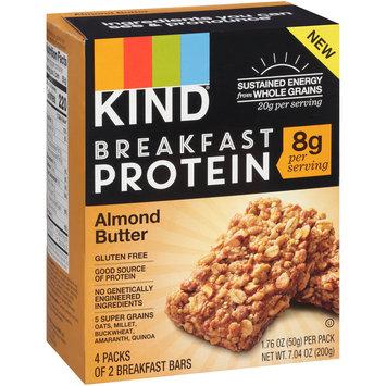 Kind® Breakfast Protein Almond Butter Breakfast Bars 4-1.76 oz. Packs