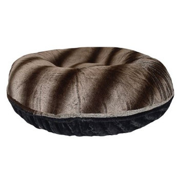 Bessiebarnie Bagel Frosted Glacier Pillow Size: Xtra Large (60