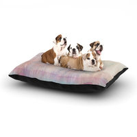 East Urban Home Mat Miller 'Terror from Above' Dog Pillow with Fleece Cozy Top Size: Large (50