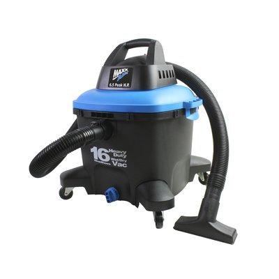 Ventamatic Ltd MaxxAir 16 Gallon Wet/Dry Vacuum