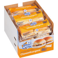 White Castle® Microwavable Cheeseburgers 9-3.66 oz. Packages