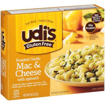 Udi's® Gluten Free Roasted Garlic Mac & Cheese with Spinach 8 oz. Box