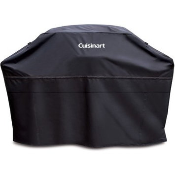 Cuisinart 70 Rectangle Full Size Grill Cover - Black