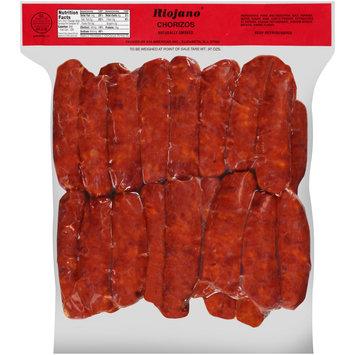 Riojano® Chorizos Ristras Sausages 30 ct Pack