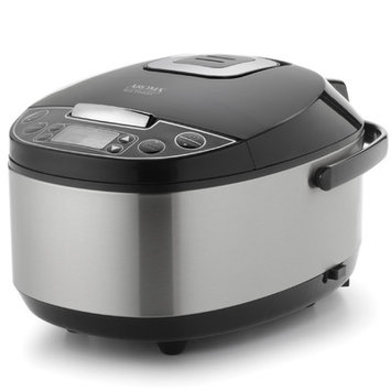 Aroma 12-Cup Professional Rice Cooker/Food Steamer/Slow Cooker