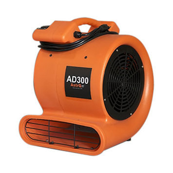 Astro Air Astrodry Home Portable D21 1/3 hp Carpet Air Blower