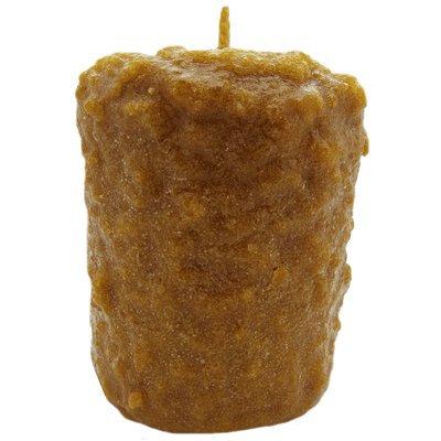 Starhollowcandleco Banana Nut Bread Pillar Candle Size: Big Fatty 4