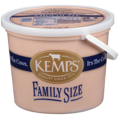 Kemps® Family Size Reduced Fat Chocolate Ice Cream 1.03 gal. Pail