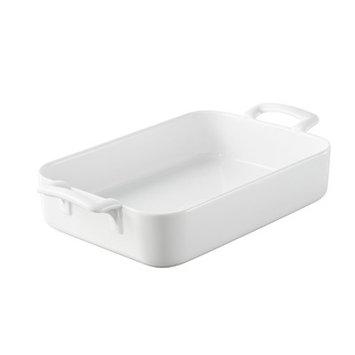 Revol Belle Cuisine Rectangular Roasting Dish 3.5L - White