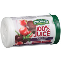Old Orchard® 100% Juice Black Cherry Cranberry Juice Concentrate 12 fl. oz. Cylinder