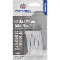Permatex® #22069 Gasket Maker Tube Nozzles 4 ct Pack