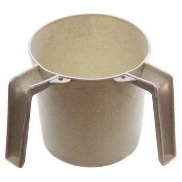 Ybm Home Plastic Square Wash Cup Ba154