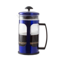 Imperial Home 3.75-Cup Premium Brew French Press Coffee Maker Color: Blue