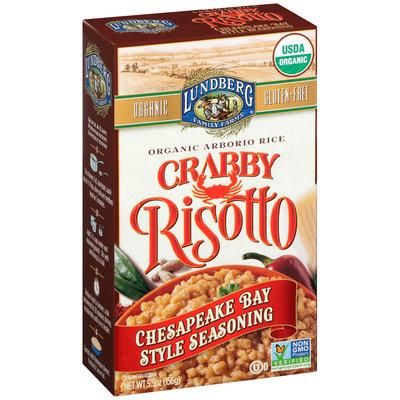 Lundberg® Organic Crabby Risotto with Chesapeake Bay Style Seasoning 5.5 oz. Box