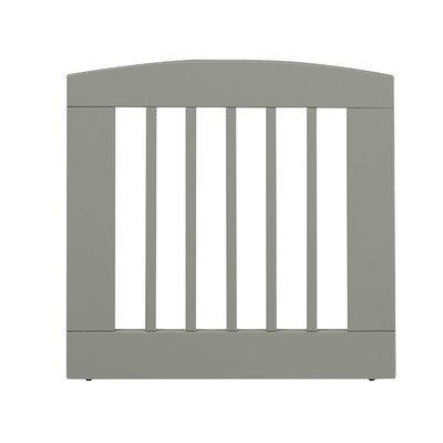 Camaflexi Ruffluv Single Panel Pet Gate Size: Medium (24