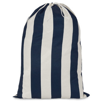 Three Posts Brino Laundry Bag Color: Gray