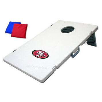 Tailgate Toss - NFL Tailgate Toss 2.0 - San Francisco 49ers