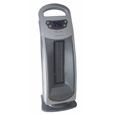 Royal Sovereign International 1,500 Watt Portable Electric Tower Heater with Remote Control