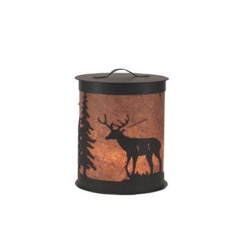 Coast Lamp Mfg Deer and Tree1-Light Night Light
