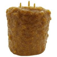 Starhollowcandleco Banana Nut Bread Pillar Candle Size: Giant Fatty 7