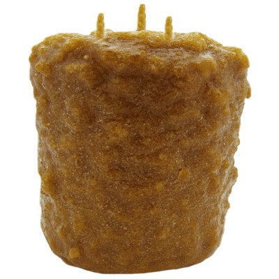 Starhollowcandleco Banana Nut Bread Pillar Candle Size: Giant Fatty 7
