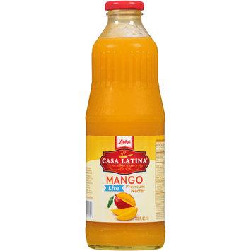 Libby's® Casa Latina® Mango Lite Premium Nectar 33.8 fl. oz. Bottle