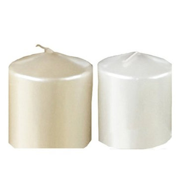 Essential Decor & Beyond Pillar Candle Size: 6