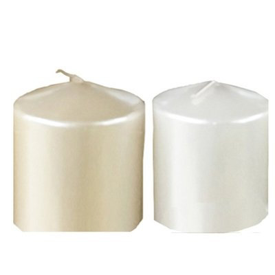 Essential Decor & Beyond Pillar Candle Size: 6