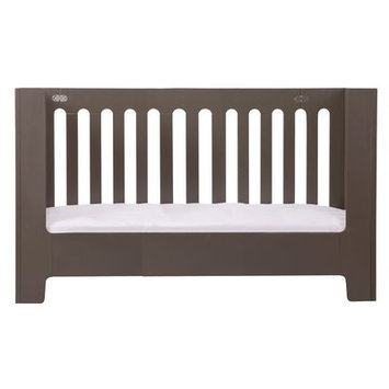 Bloom Alma Max Toddler Bed Rail Finish: Frost Gray