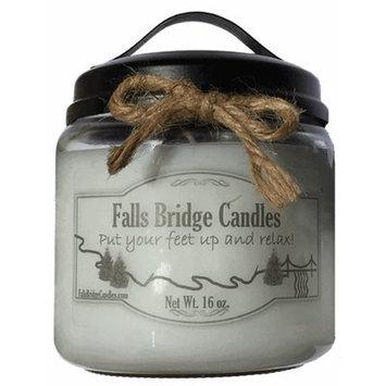Fallsbridgecandles Blueberry Cobbler Jar Candle Size: 5.25
