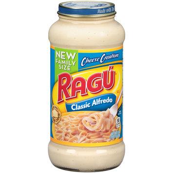 Ragu® Cheese Creations Classic Alfredo Sauce 21.5 oz. Jar