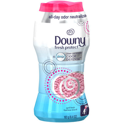 Downy® Fresh Protect™ with Febreze™ Odor Defense™ April Fresh In Wash Scent Booster 6.4 oz. Plastic Bottle