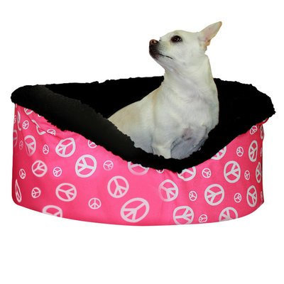 Snoozer Janis Bolster Pet Bed Size: Large ( 31