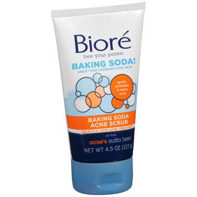 Biore® Baking Soda Acne Scrub