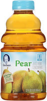 Gerber® Pear Juice 32 fl. oz. Bottle (Pack of 6)